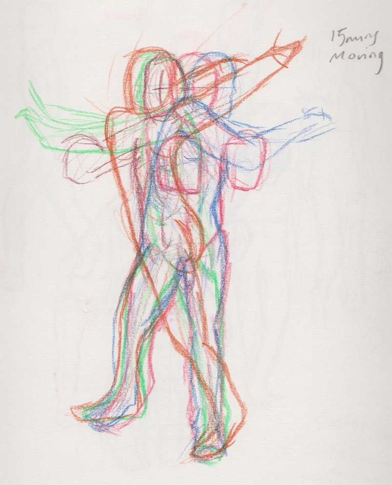 803x994 Life Drawing Movement By Starbuckviper