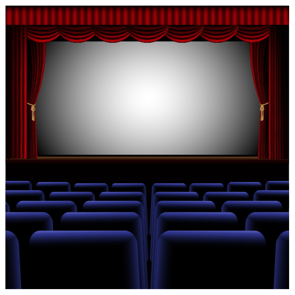 600x600 Create An Elegant Theater Interior With Illustrator