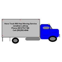 250x250 Have Truck Will Haul Moving Service