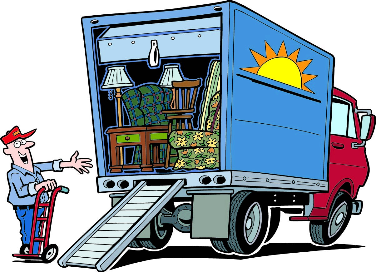 1204x871 Moving To New House Clipart