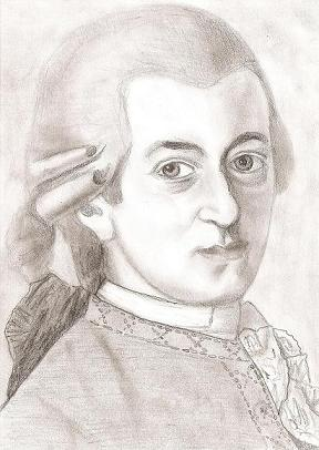 288x406 Mozart First Portrait By Stanbos
