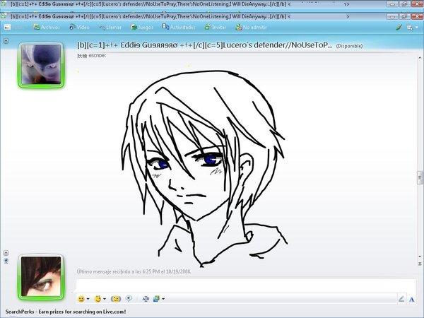 600x450 Drawing In Msn Again Xd By Fairyevil