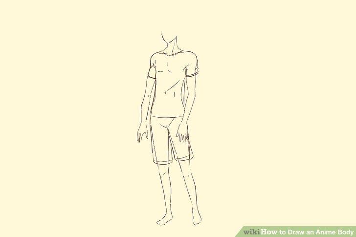 728x485 5 Ways To Draw An Anime Body