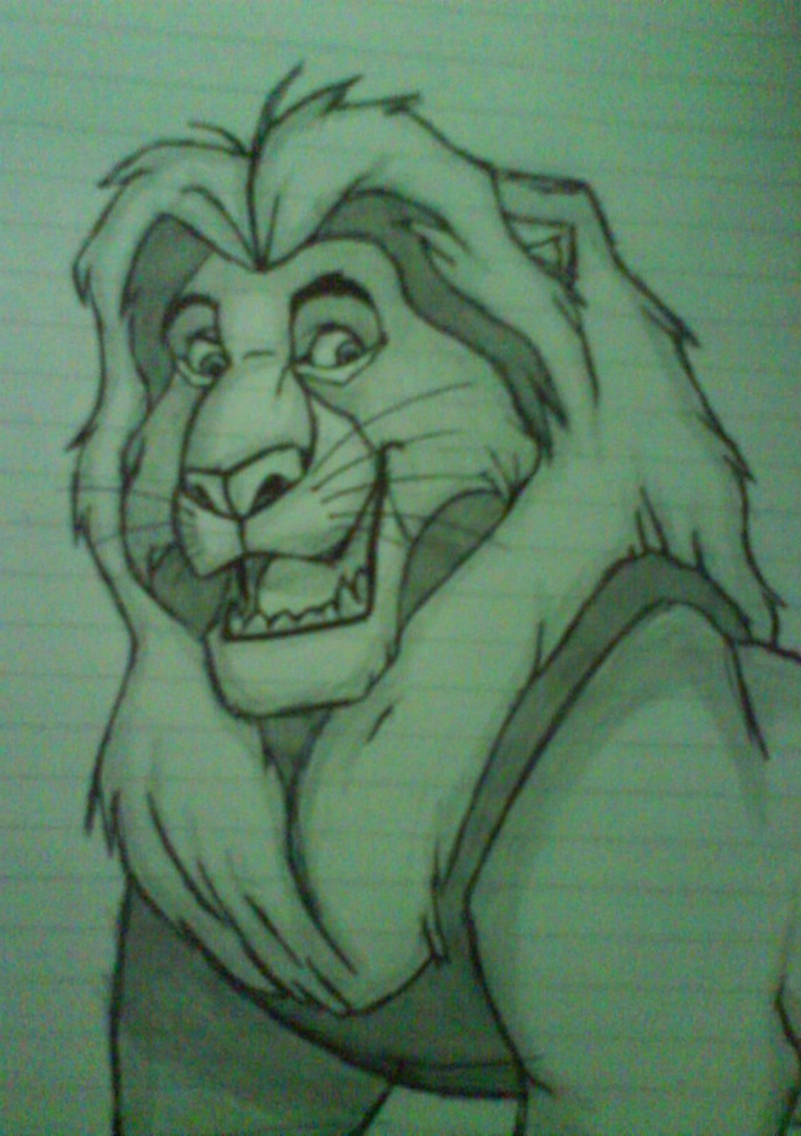 1128x1600 Mufasa Images My Drawing Of Mufasa Hd Wallpaper And Background