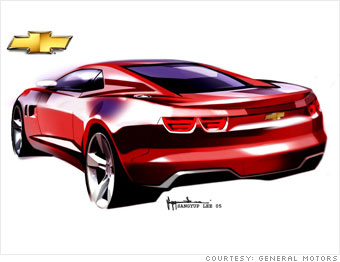 340x262 Camaro From Sketchpad To Street