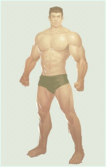 354x556 1085 Best Drawing Muscle Images On Human Body, Human