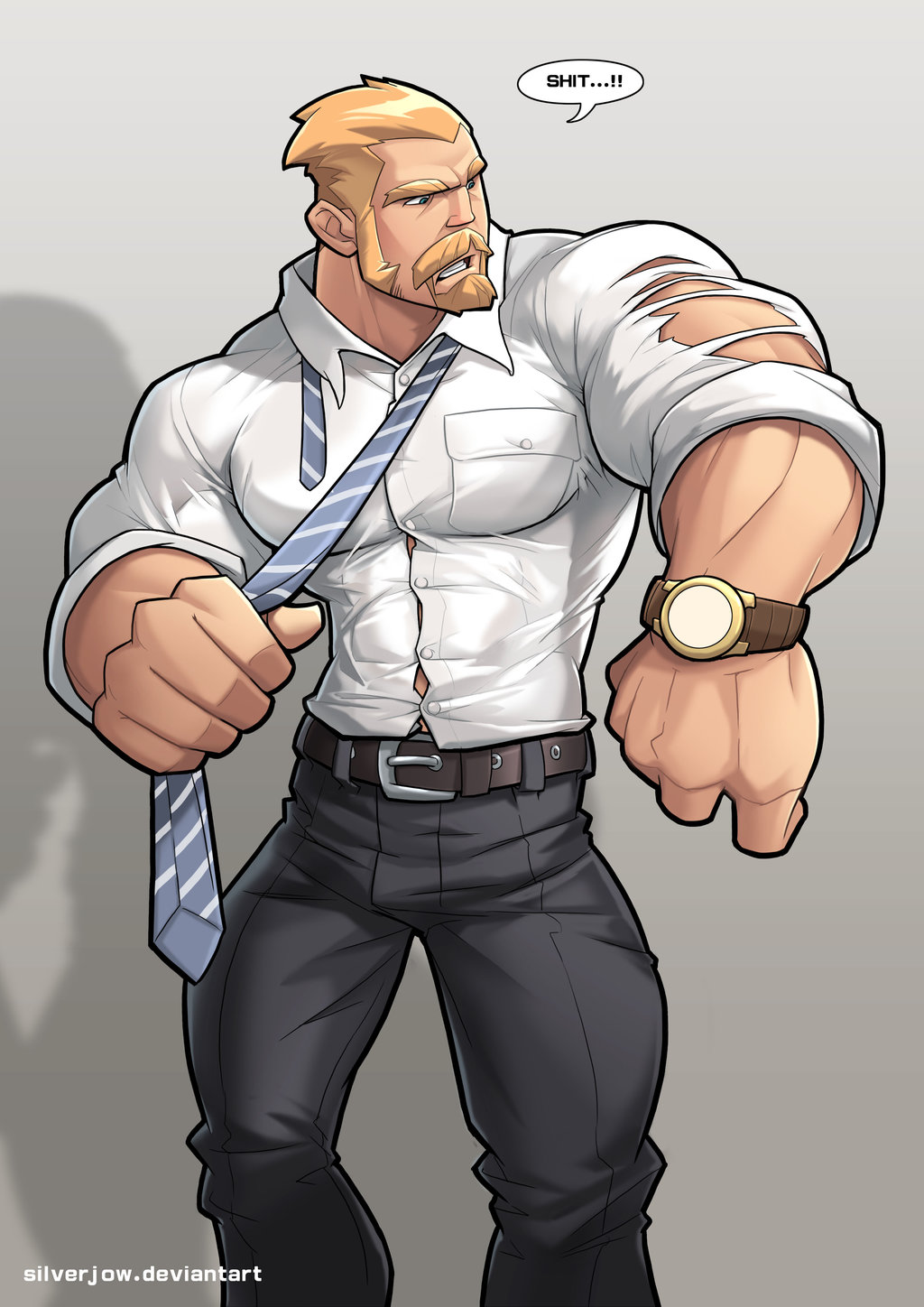 This is a graphic of Astounding Muscular Guy Drawing