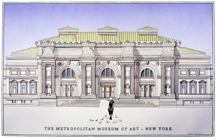 750x480 Online Drawing And Print Collection, The Metropolitan Museum Of Art