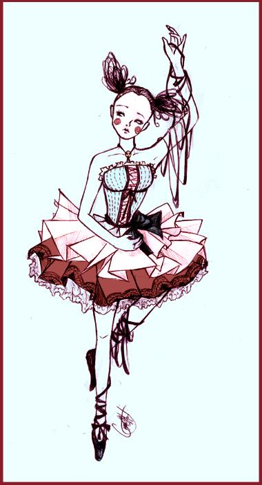380x702 Music Box Ballerina. By Charquill