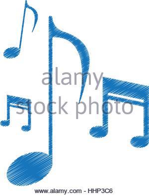300x395 Cartoon Music Note Symbol Stock Vector Art Amp Illustration, Vector