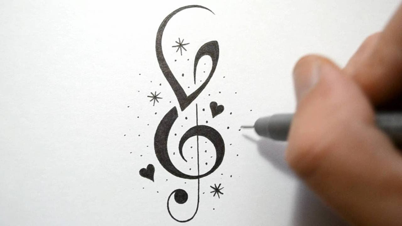 1280x720 How to Incorporate Initials into Music Notes
