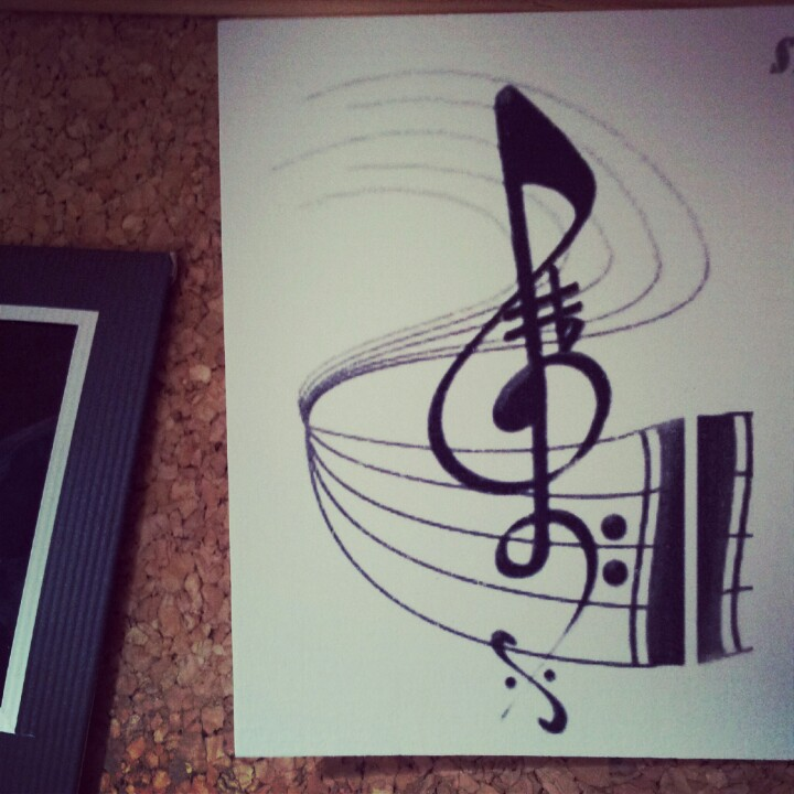 720x720 Music Symbol Music Is The Voice Of The Soul Music