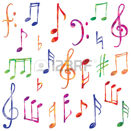 450x450 Music Symbols Stock Photos. Royalty Free Business Images