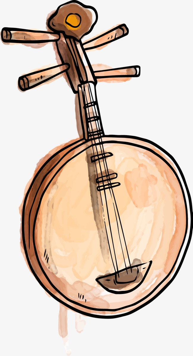 650x1193 Vector Drawing musical instruments, Vector, Watercolor, Musical