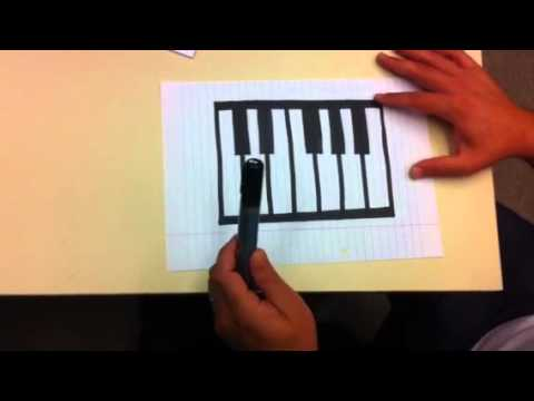 480x360 Drawing The Piano