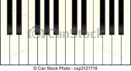 450x245 Piano Keyboard Clipart And Stock Illustrations. 5,865 Piano