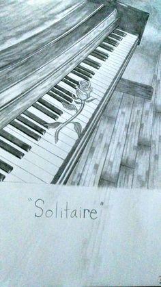 236x419 Amazing Piano Pencil Drawing Drawings Drawings