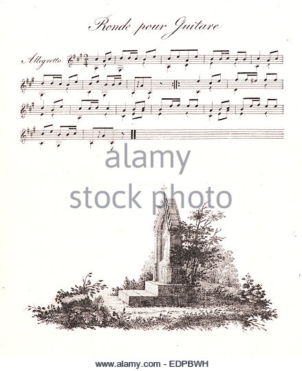 439x540 Pen Drawing Musical Notes Stock Photos amp Pen Drawing Musical Notes