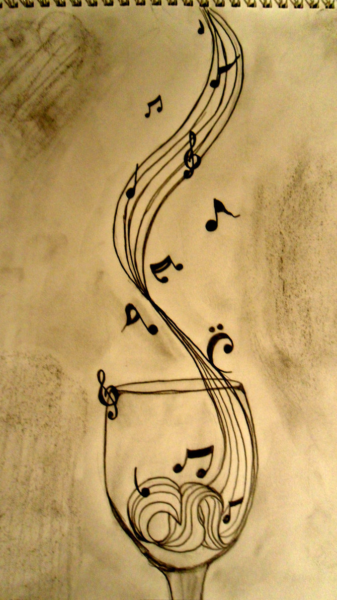 670x1191 im obsessed with drawing music notes, haha music Pinterest