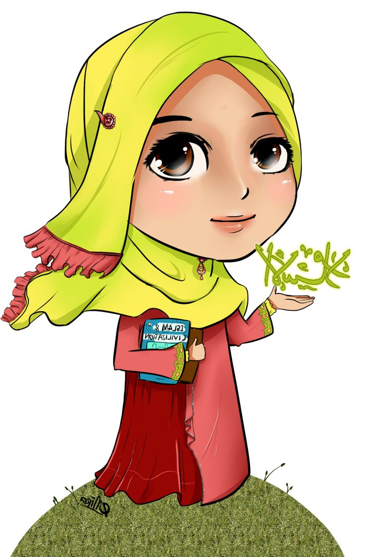 736x1120 cartoon drawings of muslim girls 172 best cartoon muslim