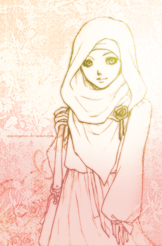 567x862 Maira By Fatimahzafira On A Muslim Cartoon