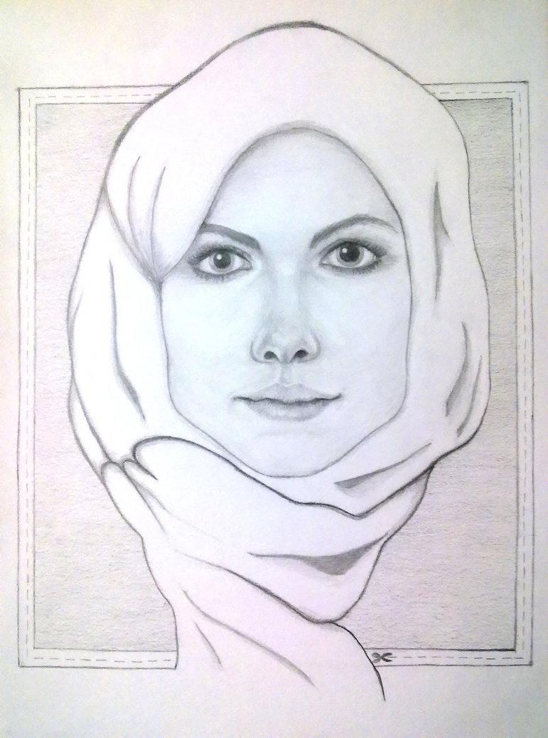 771x1037 Muslim Girl By Xguy