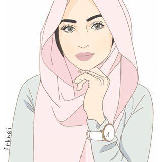 320x320 Muslimah Muslimah Anime Muslim, Anime And Drawings