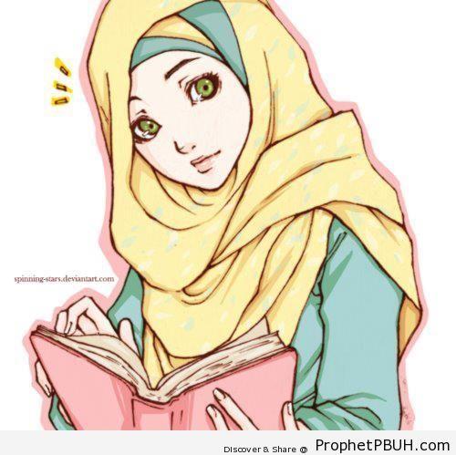 500x499 69 Best Anime Islamic Images On Islamic, Islam Muslim