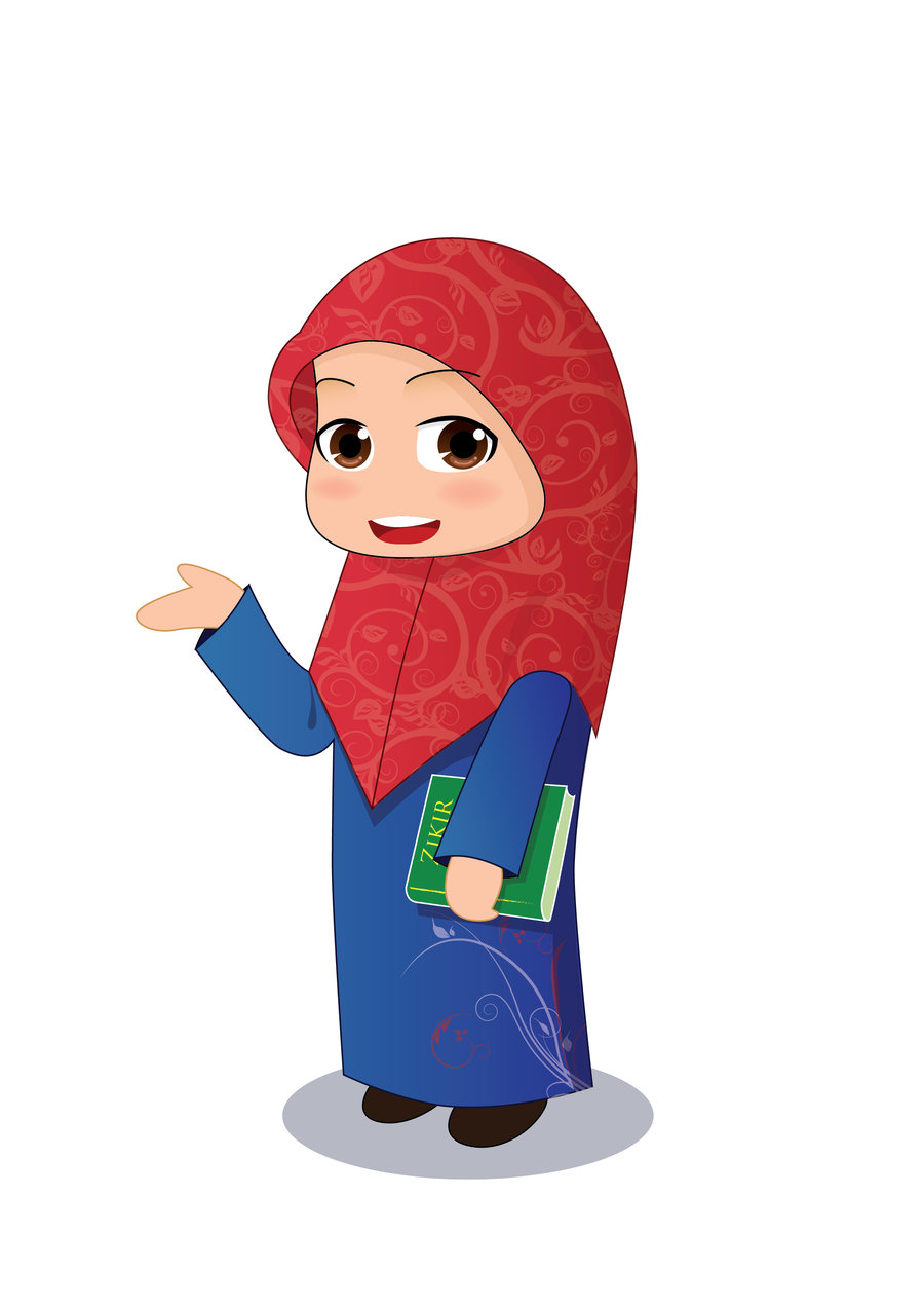 900x1273 Cute Muslimah Drawing Muslim Anime Islamic And
