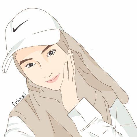474x474 muslimah muslimah anime pinterest muslim anime and drawings