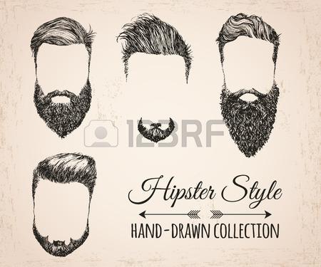 450x375 97,742 Beard Stock Illustrations, Cliparts And Royalty Free Beard