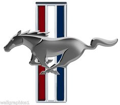 236x207 Ford Mustang Logo
