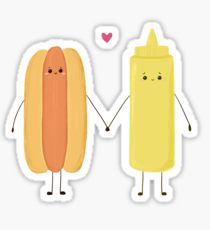 210x230 Mustard Drawing Stickers Redbubble