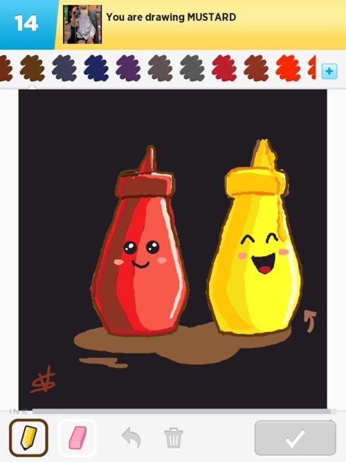 500x667 Mustard Drawings