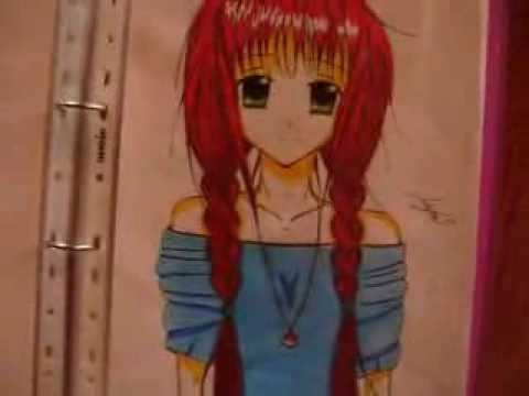 480x360 My Anime Drawings Since I Started Till Now.