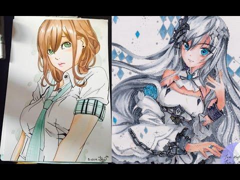 480x360 My Manga Drawings 2014