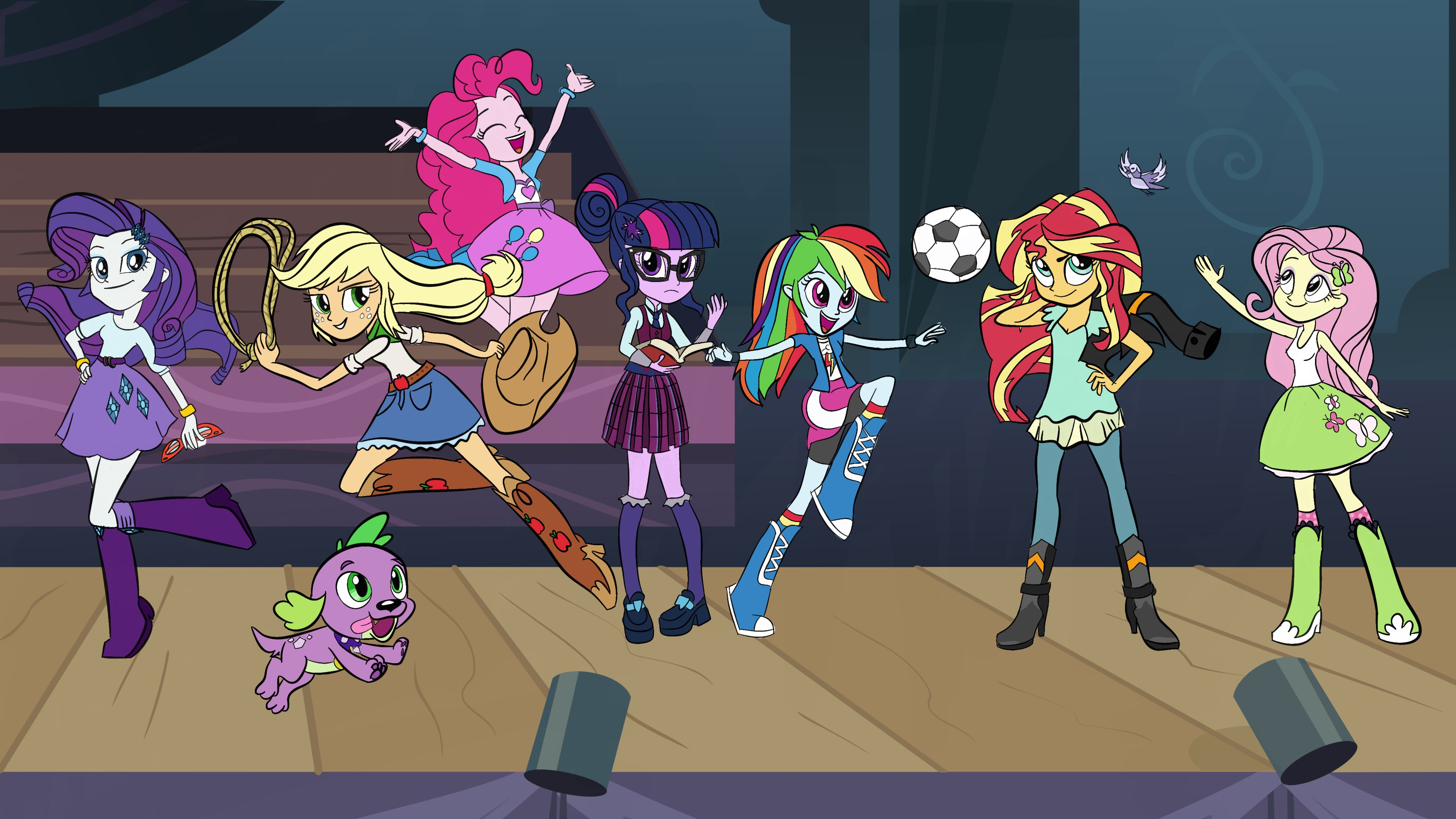 My Little Pony Equestria Girl Legend Of Everfree Ausmalbilder : My Little Pony Drawing Games At Getdrawings Com Free For Personal