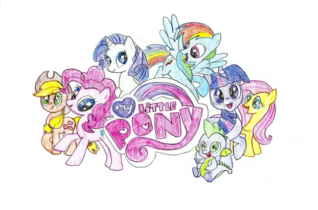 642x424 My Little Pony(Drawing) By Isabella46321321