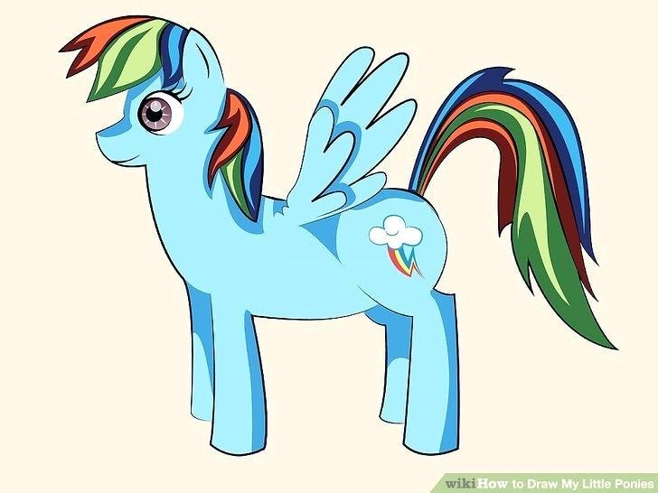 728x546 My Little Pony Drawings