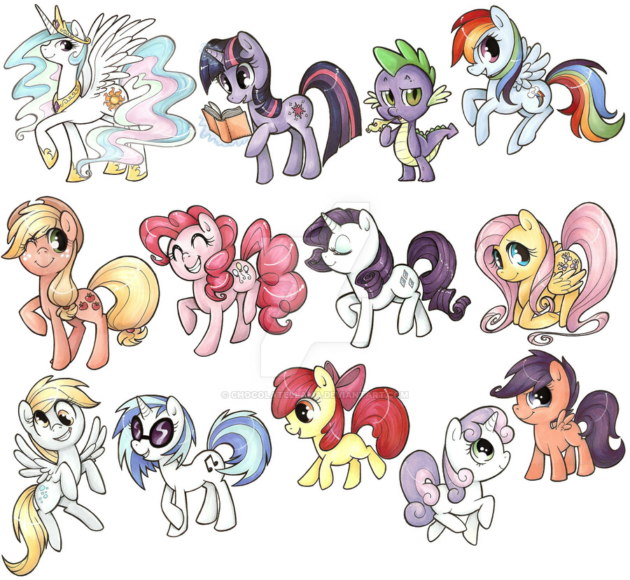 900x829 My Little Pony Friendship Is Magic And Stuff By Chocolatellama