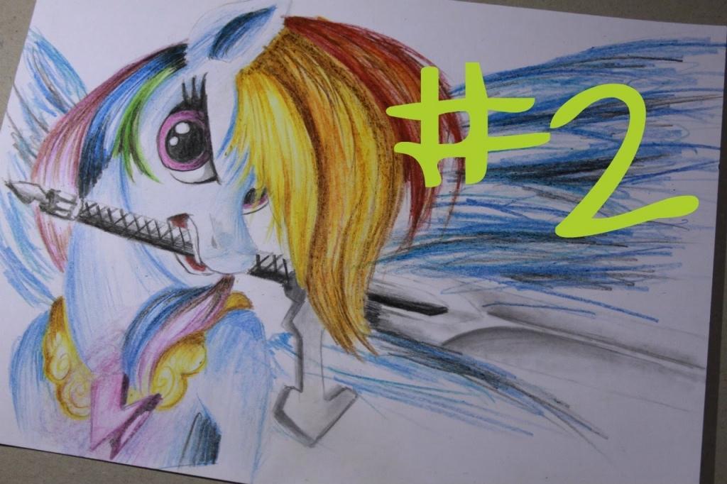 1024x682 Draw My Picture In Pencil Jak Cieniowa Kredkami Quot My Little