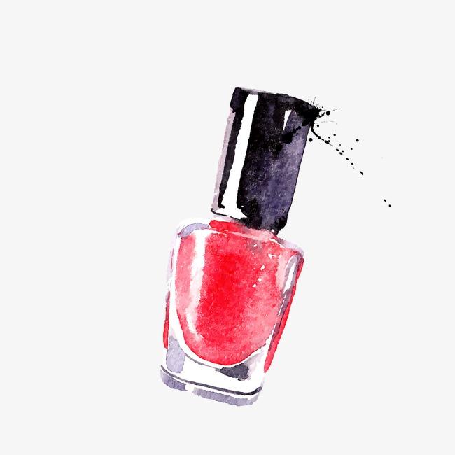 650x650 Drawing Nail Polish, Nail Ad, Nail, Makeup Png Image And Clipart