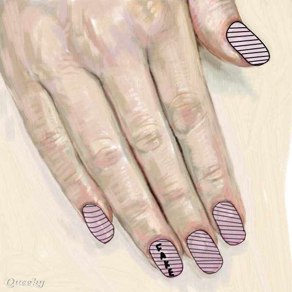 600x600 Fake Nails A Other Speedpaint Drawing By Mimirotuka