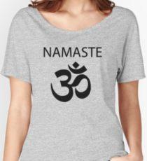 210x230 Namaste Drawing Women's T Shirts Amp Tops Redbubble