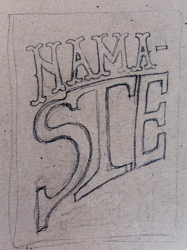 600x800 Namaste Poster On Behance