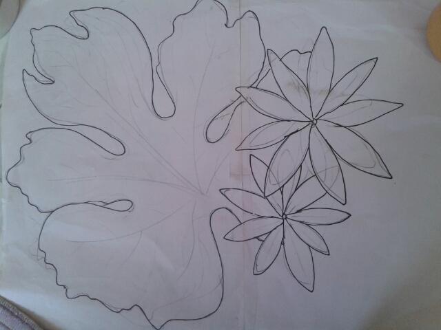 640x480 Maple Leaf Nameplate Tutorial Creative Sanchal
