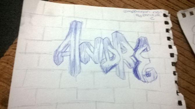 670x376 3 Ways To Draw Graffiti Names