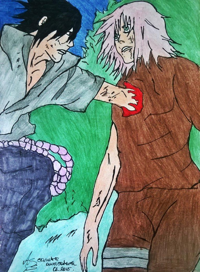 766x1043 Naruto Shippuden Sakura And Sasuke(Drawing By As) By Asdrawings