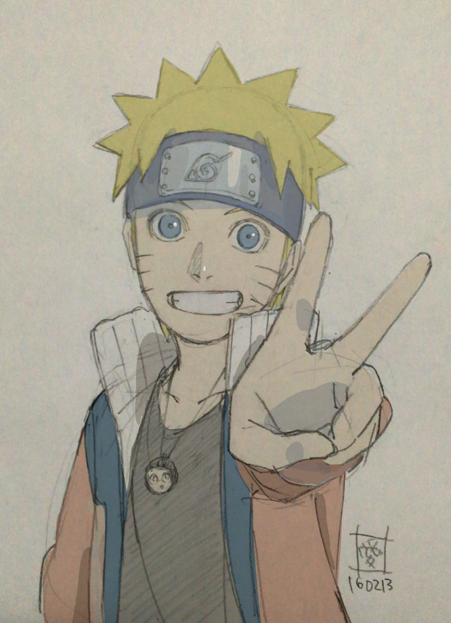 Naruto Anime Drawing At Getdrawings Com Free For Personal Use