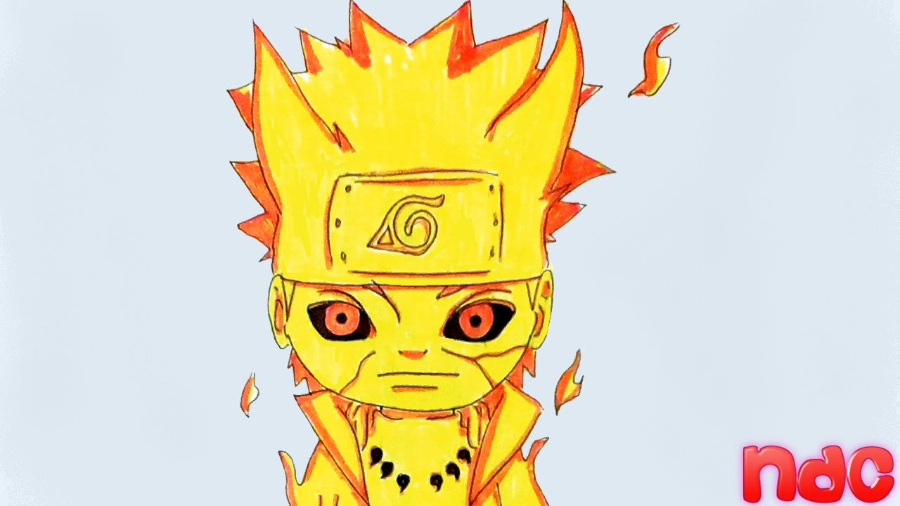 Naruto Chibi Drawing at GetDrawings com | Free for personal
